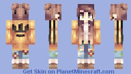 Fawkesy // Minecraft Skin