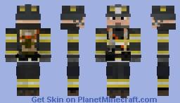 Firefighter (FDNY) Minecraft