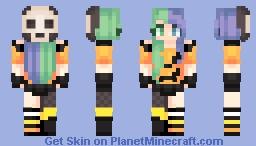 Glum Minecraft Skin