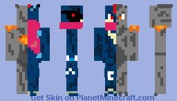 BD Grandmaster Samurai [Best in 3D] Minecraft Skin