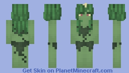 dryad from roze  Minecraft Skin