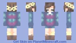 🌼 | frisk Minecraft Skin