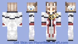 *Request From Felix Argyle ; Felix Argyle (Uniform) ~ Re: Zero Minecraft Skin