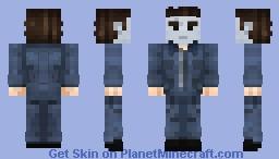 Michael Myers - Halloween Minecraft Skin