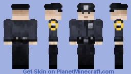 New York City Police Department (NYPD)  - Police Officer - Updated Minecraft