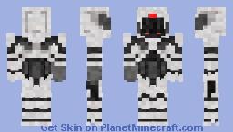 Black ops 3! reaper (Snow Skin!)