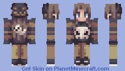 💀 Scaretale 👻 Minecraft Skin
