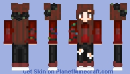Early Christmas Skin