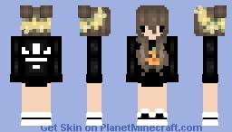 Pumpkin Adidas ♥ Minecraft