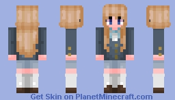 Mugi Kotobuki K-ON skin series