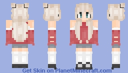 hey look its a school person but not rly Minecraft Skin