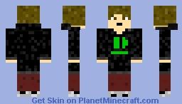 Jackson 2016 Skin Minecraft Skin
