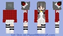 Persona | Marcy Minecraft Skin