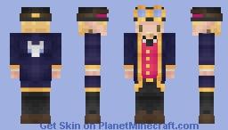 Elven SteamPunk. Minecraft Skin