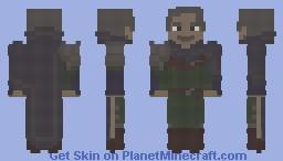 [lotC][x] Wandering Man Minecraft