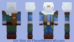 Tundra Archer (MCPE) Minecraft Skin