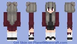 Buns ♡ Minecraft Skin