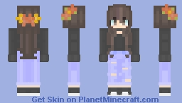 Autumn Minecraft Skin