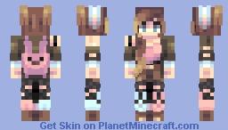 Bunneh Minecraft Skin