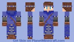 Squire Minecraft Skin