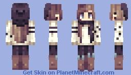 Bad Habit / Persona 🌧 / Tysm for the popreel ;;A;; Minecraft Skin
