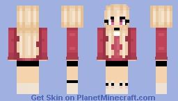 ☂ Hi there ☂ Minecraft Skin