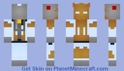 Ekimu 2015 Minecraft Skin