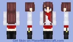 Fall ! Minecraft Skin