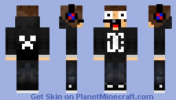 MrMethos Power skin Minecraft Skin