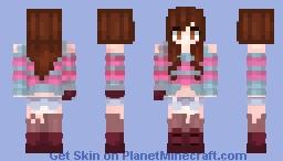 Frisk [Undertale] Minecraft Skin