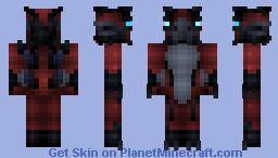 Glavenus (MHGen) Minecraft Skin