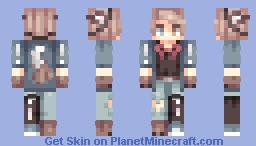 late sp00ps Minecraft Skin