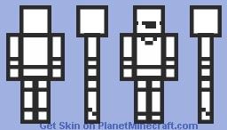 D#13 Minecraft Skin