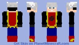 Jace Allen (Dc) Minecraft