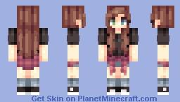 whole heart - st Minecraft Skin