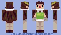 Owlboy Minecraft Skin