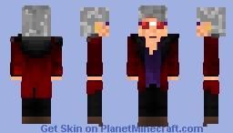 Reiji  Kagami Minecraft Skin