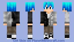 Iven Starrk~ Minecraft Skin