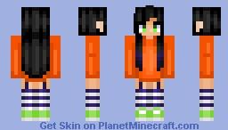 This Is Halloween ~KaLiA~ Minecraft Skin