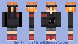 Me as karate kid Minecraft Skin