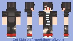 Waren {My OC} Minecraft Skin