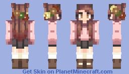 🦃Elegant Feast🦃 Minecraft Skin