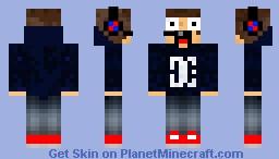 MrMethos Skin Minecraft Skin