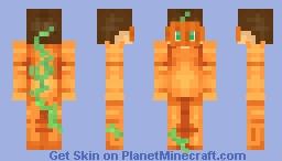 I am Back [~ish] [Pumpkin Trick~Or~Treat] Minecraft Skin