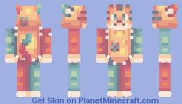 Plush Cat Minecraft Skin