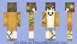 aesthetics Minecraft Skin