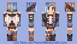 All We Know // 3k - CE Minecraft Skin