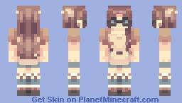 Amelia Minecraft Skin