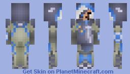 Ana - Overwatch Minecraft Skin