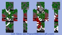 Overgrowth Minecraft Skin